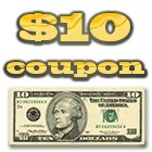 $10 coupon for shopping