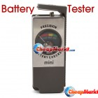 Universal Battery Tester AA AAA C D 9V Button Checker