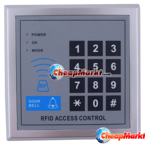 RFID Proximity Door Entry Lock Access Control System