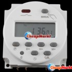 AC 220V-240V Digital LCD Power Programmable Timer Time Switch Relay 16A
