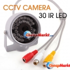30 IR Infrared LED Wired Night CCTV Security Camera