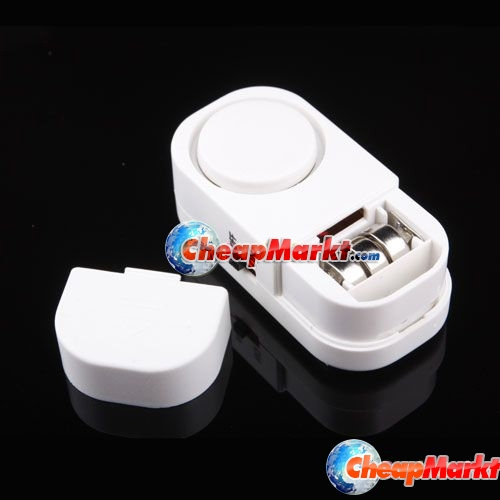5 x Wireless Window Door Magnetic Entry Security Alarm
