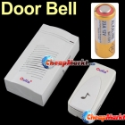 Digital Wireless Remote Welcome 32 Sounds Music Doorbell Door Bell