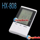 Digital LCD Memory Hygrometer Humidity Thermometer Time