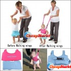 Toddler Baby Safety Harness Adjustable Belt Walking Assistant Walker