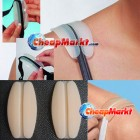 2Pcs Soft Silicone Bra Strap Cushions Holder Non-slip Shoulder Pads Relief Pain