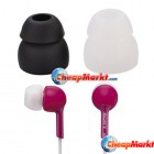 3 X Pairs Double Mp3 Ears Earphones Headphone In Ear Silica Gel Buds Tips