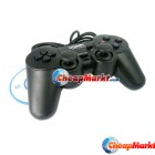 GamePad Double Dual Shock USB 2.0 Controller Joypad