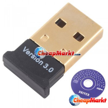 USB Bluetooth Version 3.0 Adapter Wireless Dongle