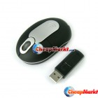 Mini Wireless USB RF Scroll Wheel Optical Mouse PC Laptop