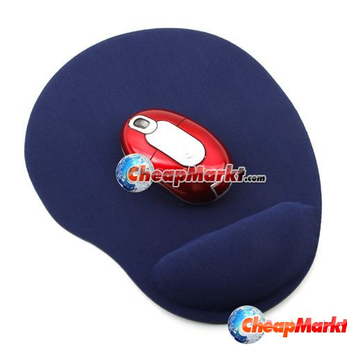 Wrist Comfort Mousepad for Optical Mouse