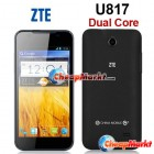 "4.5"" ZTE U817 Dual Core MT6517A 1GHz Android 4.0 Smartphone WIFI 3G Mobile Phone"
