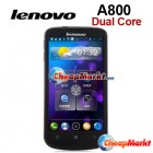 "4.5"" Lenovo A800 Dual Core MT6577T 1.2GHz Smartphone GSM Dual SIM Mobile Phone"