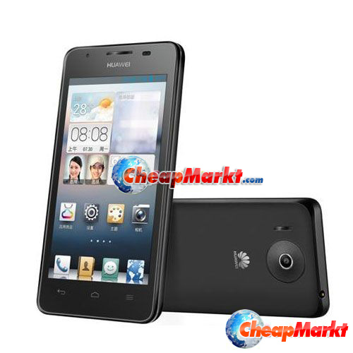 "4.5"" Huawei U8951 Dual Core MSM8225 1.2GHz Android 4.1 Smartphone Mobile Phone"