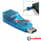 10/100M USB Ethernet Network LAN Adapter/NIC RJ45 Card