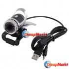 Hign Speed USB WebCam PC Web Camera Lens w/ MIC Microphones for Laptop Desktop