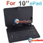USB Keyboard-case for 10 inch Tablet PC