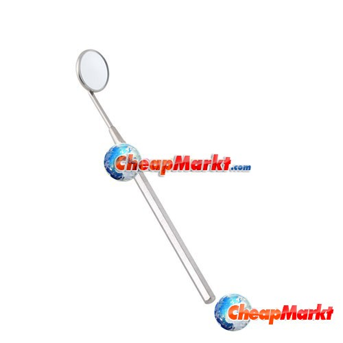 Handle Dental Mirror Tool Inspect Instrument Auto Dentist Oral Wholesale