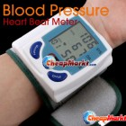 Digital Wrist Blood Pressure Meter