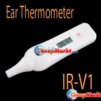 Mini Pocket Digital Infrared IR Ear Body Thermometer