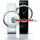Lady Women Leather Transparent Dial U Pick Succinct Sport Watch Gift