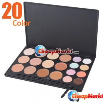 Pro 20 Color Concealer Camouflage Professional Makeup Cosmetic Palette Set