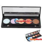 Pro 5 Nude Color Concealer Palette Camouflage Makeup Beautiful Portable Case