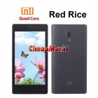 "4.7"" Xiaomi Red Rice Hongmi MIUI Android 4.2 Quad Core IPS WCDMA 3G Smartphone"