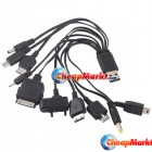 Universal USB Charger Cable for Cellphone iPhone iPod L