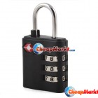 TSA Suitcase Combination Lock Travel Luggage Padlock