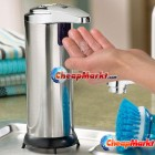 Stainless Steel Automatic Touchless Soap Dispenser