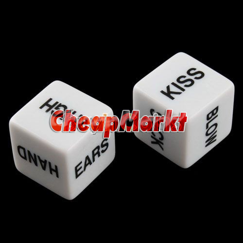 Amy2_pair Funny Adult Love Humour Sex Gambling Sexy Romance Erotic Craps Dice Pipe 02