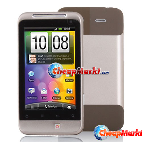 "3.4"" Capacitive Screen Android 2.3 Dual Card Dual Standby WIFI Mobile Phone"
