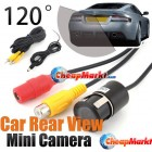 Wide Angle Car Rear View Camera, 120°