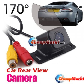 170° Wide Angle Car Rear View Camera
