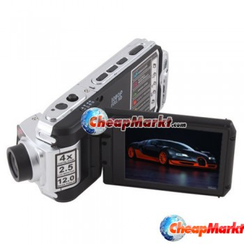Full HD 1080P Car DVR Cam Recorder Camcorder Vehicle Dashboard Camera F900