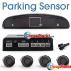 Car Reversing Parking System, 4 Sensors