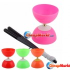 Chinese Yo Yo Toy Whistle Diabolo Juggling Spinning kit