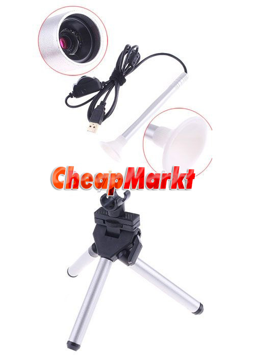 200X USB Digital Microscope with LED