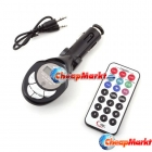 Car FM Transmitter with MP3 Player