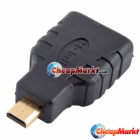 HDMI Female to Micro HDMI Type D Male Adapter EVO 4G