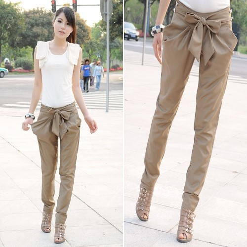 Cool All Fashion Show Trendy Khaki Pants For Women