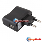 AC USB Charger Power Adapter to USB 4 EU iPod MP4 MP3